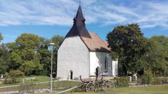 Östergarns kyrka