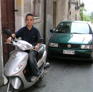 Dags för scooter