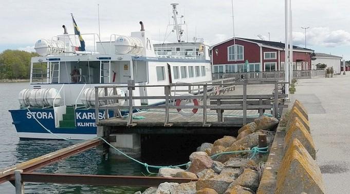 Karlsöbåten får vila i sommar